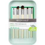 Ecotools Daily Define Eye Kit Makeup Brushes, Adult Unisex