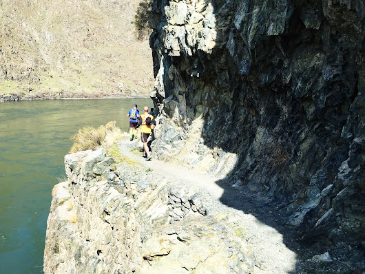 Back on the run in Hells Canyon
