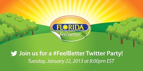 #FeelBetterFL Twitter Party