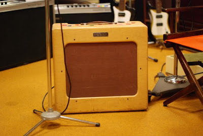 Buddy Holly's Fender Amp