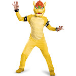 Bowser Deluxe Child Costume