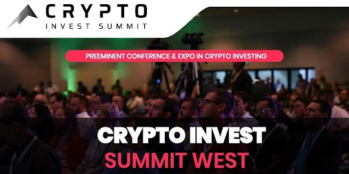 Crypto Invest Summit will be one of the best conferences of the year. It will be two days of presentations...
