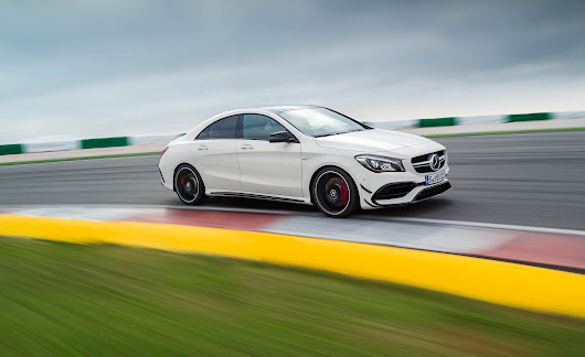 2017 Mercedes-AMG CLA45 4Matic Test | Review | Car and Driver