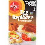 Ener-G Foods Egg Replacer - Vegan - 16 oz - case of 12