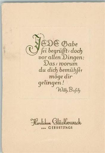 Zitate Ruhestand Wilhelm Busch