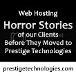 Prestige Technologies - Best Web Site Hosting Company