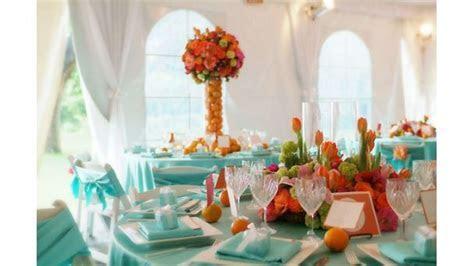 Festive Wedding Reception Themes   Reception With Tiffany