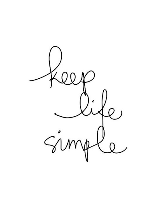 Image: 25+ best Simple quotes ideas on Pinterest | Simple life quotes ...