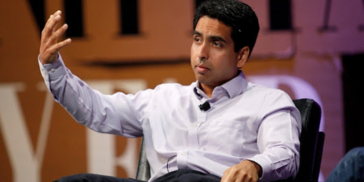 How Sal Khan Hopes to Remake Education