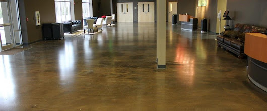 Epoxy Garage Flooring Stamped Concrete Floor Contractor NH MA