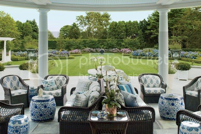 Master Class Decorating Porches