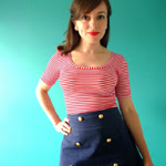 Bow Back Nettie Top