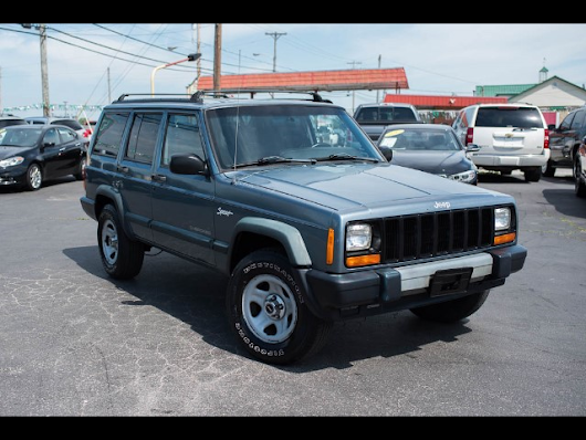 Used 1998 Jeep Cherokee Sport 4-Door 4WD for Sale in Mt. Sterling  KY 40353 Oldfield's Used Cars