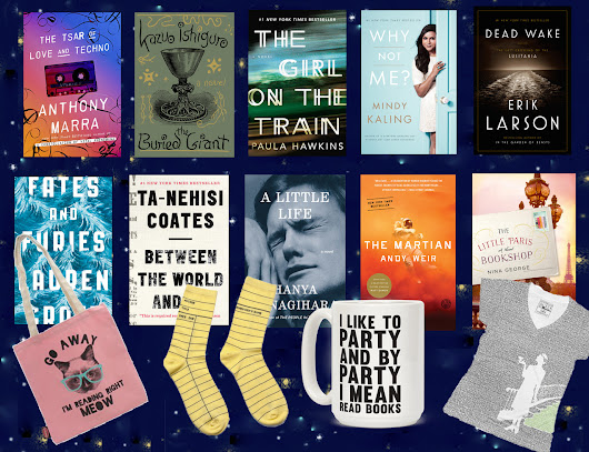 Enter to Win a Book Lover's Holiday Dream Prize | Read It Forward