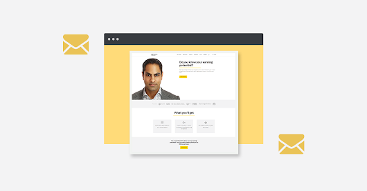 How Ramit Sethi Collects Leads
