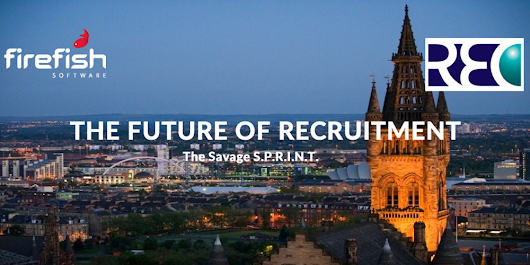 Savage SPRINT: The Six Pillars of the Future-Fit Recruiter
