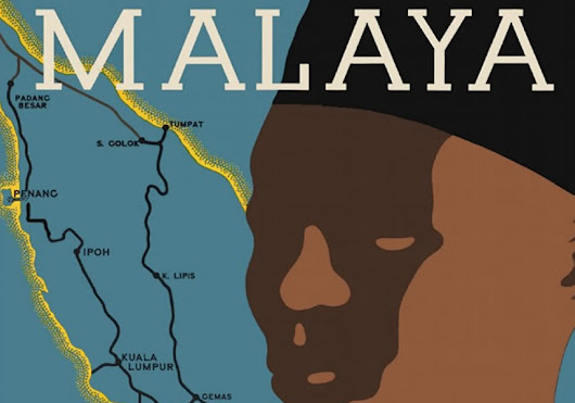 Vintage Malaysia Tourism Posters Offer View of Branding Past