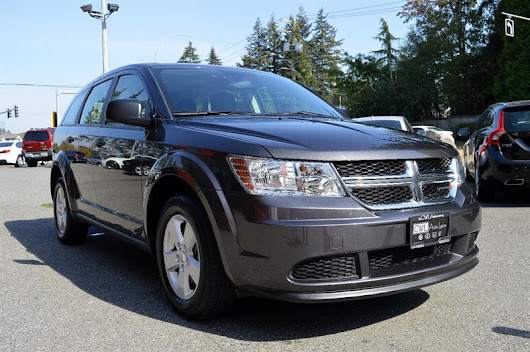 2016 Dodge Journey SE- LOCAL / ALLOYS & AIR Used for sale in Surrey at Cwl Auto