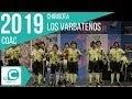 Los varbateños (Chirigota). COAC 2019