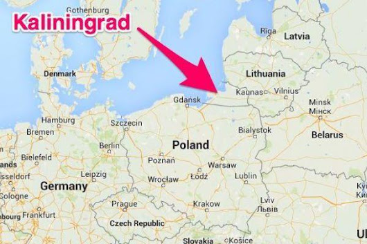 Russia Preparing For War: Nukes Now In Kaliningrad, US Backyard & Mediterranean Sea