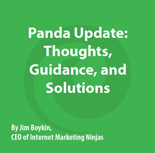 Get a Free Copy of Google Panda Whitepaper by Jim Boykin