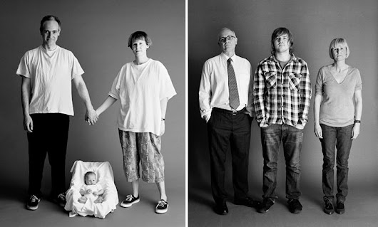 Family Takes The Same Photo Every Year For 22 Years