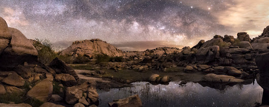 Joshua Tree Night Photography Workshop