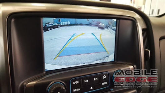 Lehighton Client Adds Chevy Silverado Backup Camera and Starter