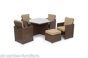 4 Seat Rattan Garden Furniture in Garden and Patio Furniture Sets ...