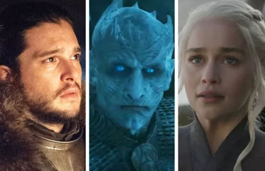 "They're Gonna Shoot ""Multiple Endings"" For Game Of Thrones Season 8! 