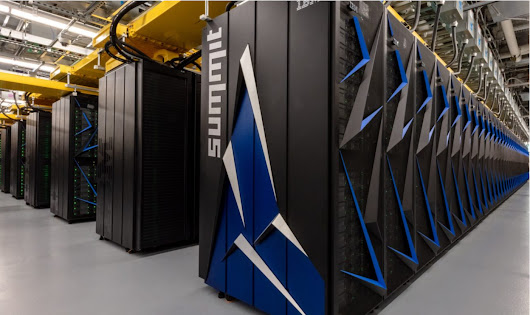 Five Supercomputers That Aren't Supercomputers