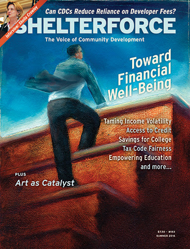 Issue 183 Financial Well-Being