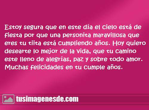 Frases De Amor De Tia Tumblr Lamaran O