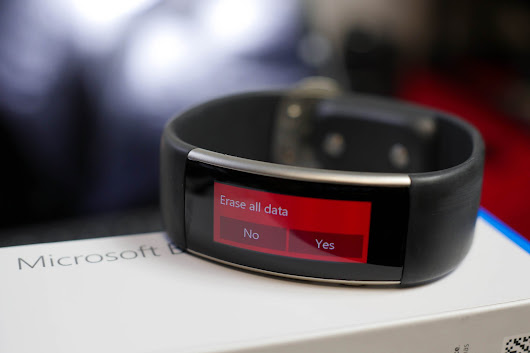 Microsoft Band's future in doubt; efforts to get it running on Windows 10 reportedly canceled