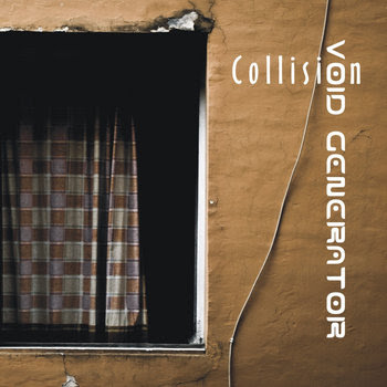Collision ep cover art