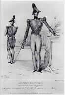 la grande uniforme del 1838
