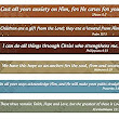 Amazon.com: Inspirational Bible Verse Magnets Set of 6 by Home and Beyond. Christian Scripture Verses on Flexible Refrigerator Magnet Strips 7.5 x .75 x .05 Inches for High Strength. Made In The USA: Home & Kitchen