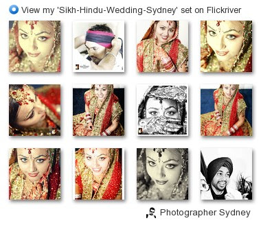 Photographer Sydney - View my 'Sikh-Hindu-Wedding-Sydney' set