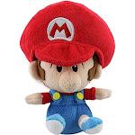 Super Mario Baby Mario 5-Inch Plush