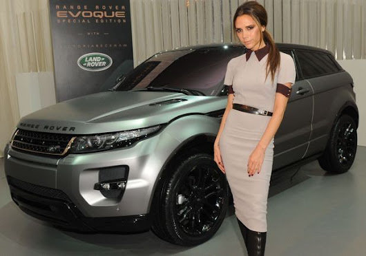Victoria Beckham Range Rover Controversy Unveiled - HOT NEWS