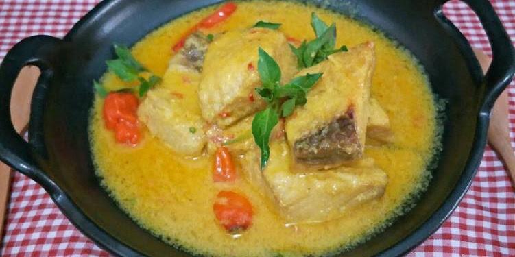 Resep Pangek Ikan Tuna Khas Minang Oleh Linah Wibowo