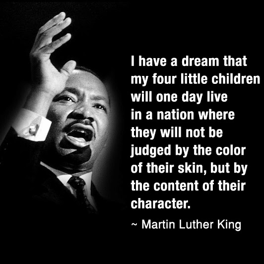 Mlk Quotes Content Of Character. QuotesGram