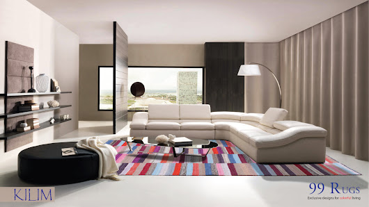 Importance Of Hand Knotted Rugs In Home Decoration