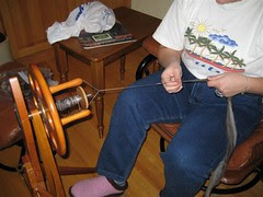 Me, Spinning