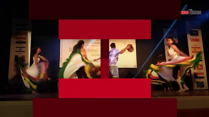 Mauritius students rock the stage! | Entertainment - Times of India Videos
