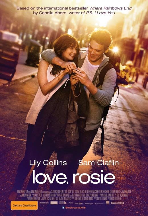 Resultado de imagen de love rosie poster