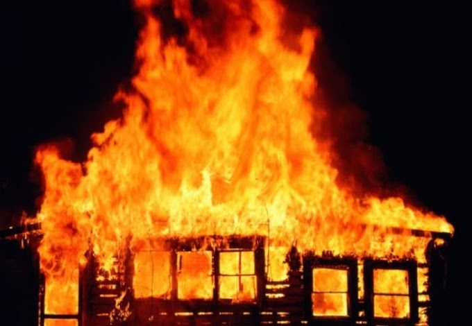 SO SAD!! 4 Persons Feared Dead After Gas Explosion