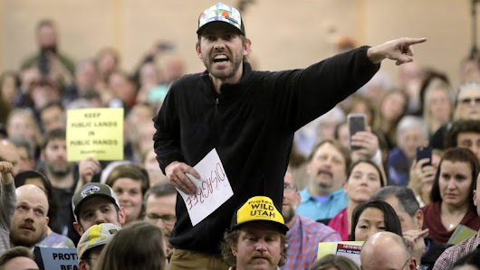 Americans Are Packing Town Halls, Demanding To Be Heard By Lawmakers
