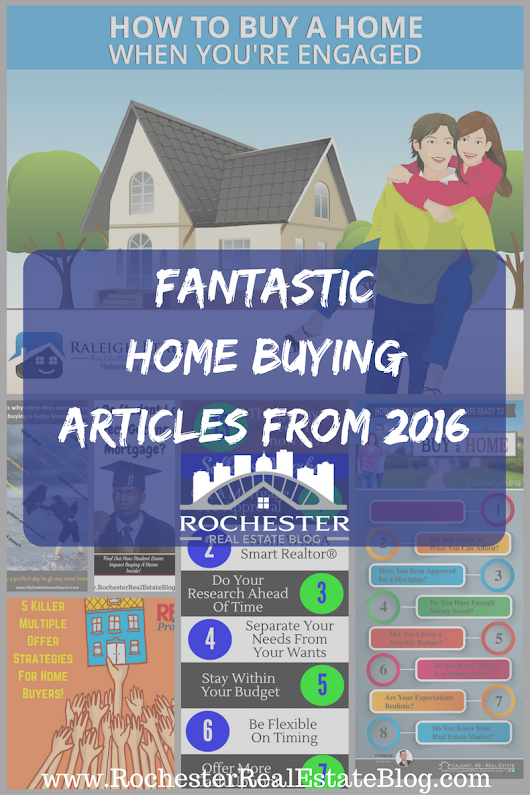 The Very Best Real Estate Blog Articles From 2016