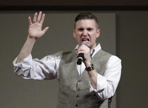 Richard Spencer is no hurricane but Florida declared a state of emergency for him anyway